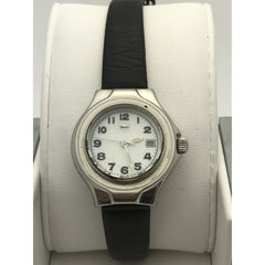 Sport Ladies White Dial Stainless Steel Case Watch 20521 PARTS ONLY