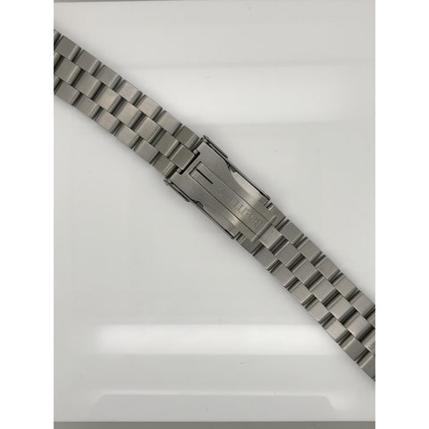 Breitling Silver Stainless Steel Strap Deployment Buckle 879A S0601