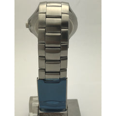 Giants Men's Stainless Steal Blue Dial New York Giants Watch 377