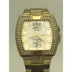 Guess Ladies Gold Tone Chronograph Watch U13545L1