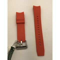 Citizen Promaster Orange Rubber Band Strap BJ2117-01E