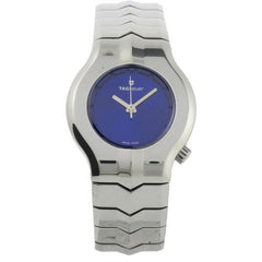 Tag Heuer Women's Alter Ego Blue Dial Stainless Steel Quartz Watch WP1313