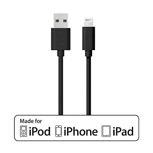 LAB.C coloured Lightning cable 1m