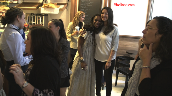 Shelissa Organics® and Rebecca Minkoff in NYC