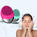Deep Pore Facial Cleansing Brush - Novel Buys