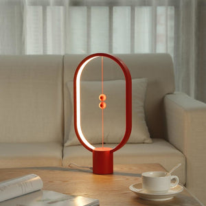 Magnetic Balance LED Lamp - Novel Buys