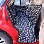 Pawsome Dog Car Seat Cover - Novel Buys