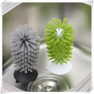 Glass and bottle  Cleaning Brush