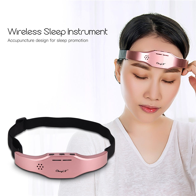 Low Frequency Pulse Stimulate Head Massager
