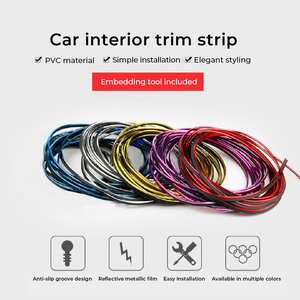 Universal Car Styling Trim Strips - Novel Buys