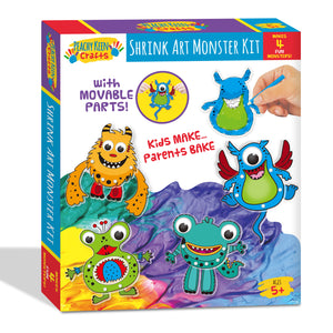Shrink Art Monster Kit