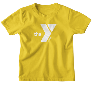 Children's Tee - Yellow
