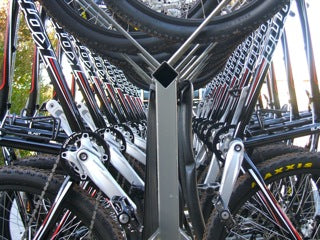Widgits fitted to fleet of Kona bikes