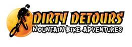 Dirty Detours logo