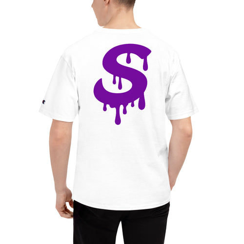 Drippy S Champion T-shirt