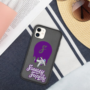 Saucey Supply Biodegradable iPhone case