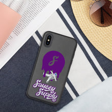 Load image into Gallery viewer, Saucey Supply Biodegradable iPhone case