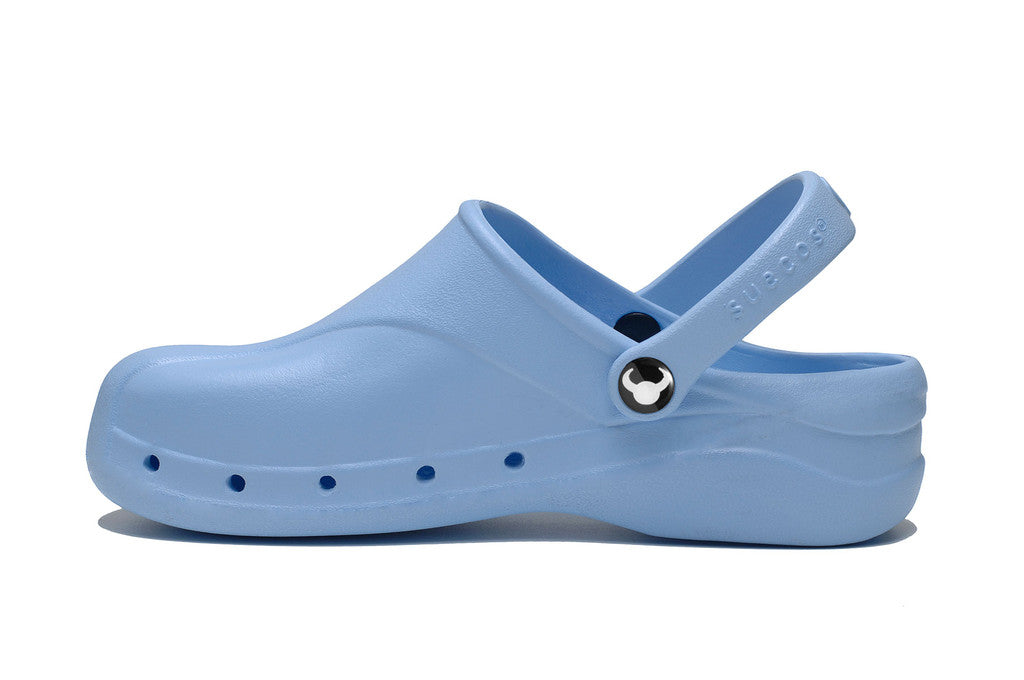 Suecos Clog Skoll Light Blue