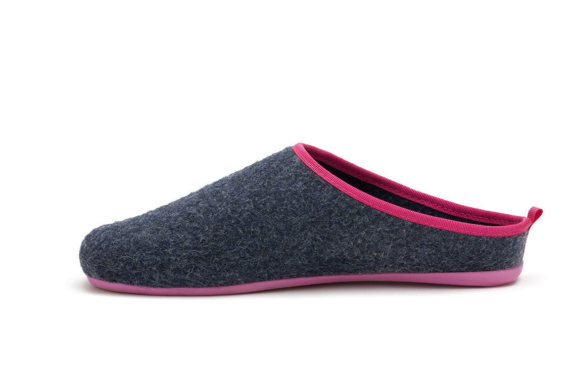 Sansa Removable Insole (Navy/Fuchsia)
