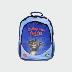 Talking Tom School Backpack