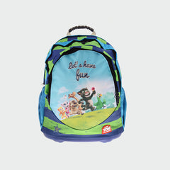 Talking Tom and Friends School Backpack