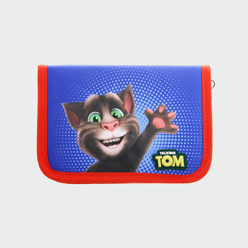 Talking Tom Pencil Case