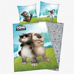 Talking Tom and Ben Bed Linen