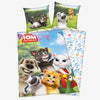 Talking Tom and Friends Bed Linen