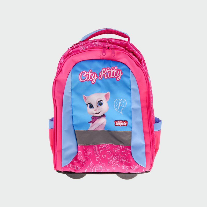 Talking Angela Trolley Backpack