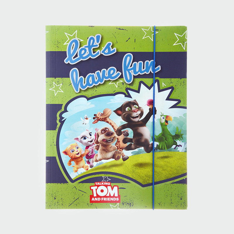 Talking Tom and Friends Document File