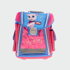 Talking Angela Ergonomic School Bag