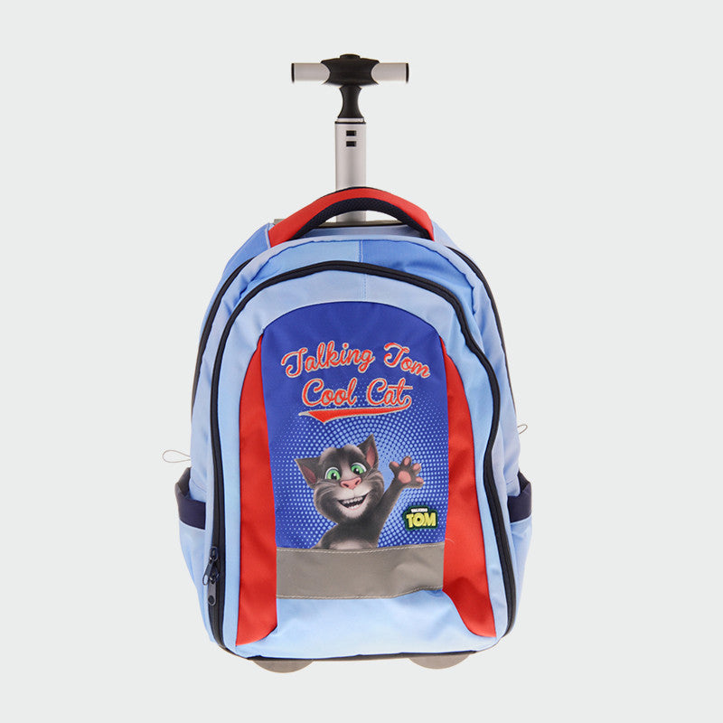 Talking Tom Trolley Backpack