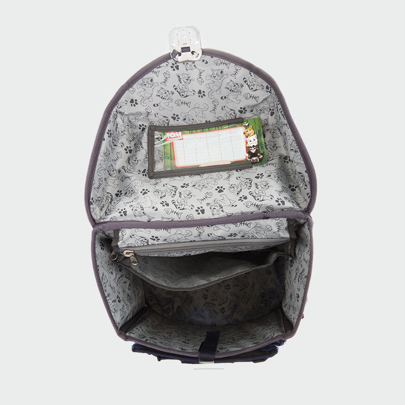 Talking Tom Ergonomic School Bag
