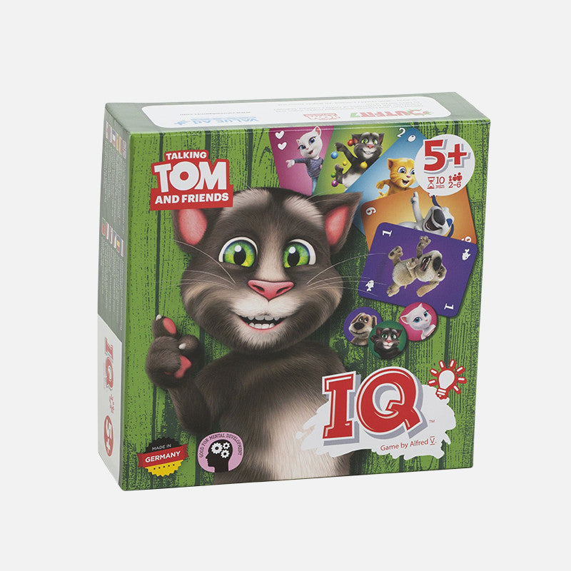 IQ - Talking Tom and Friends Tabletop Games