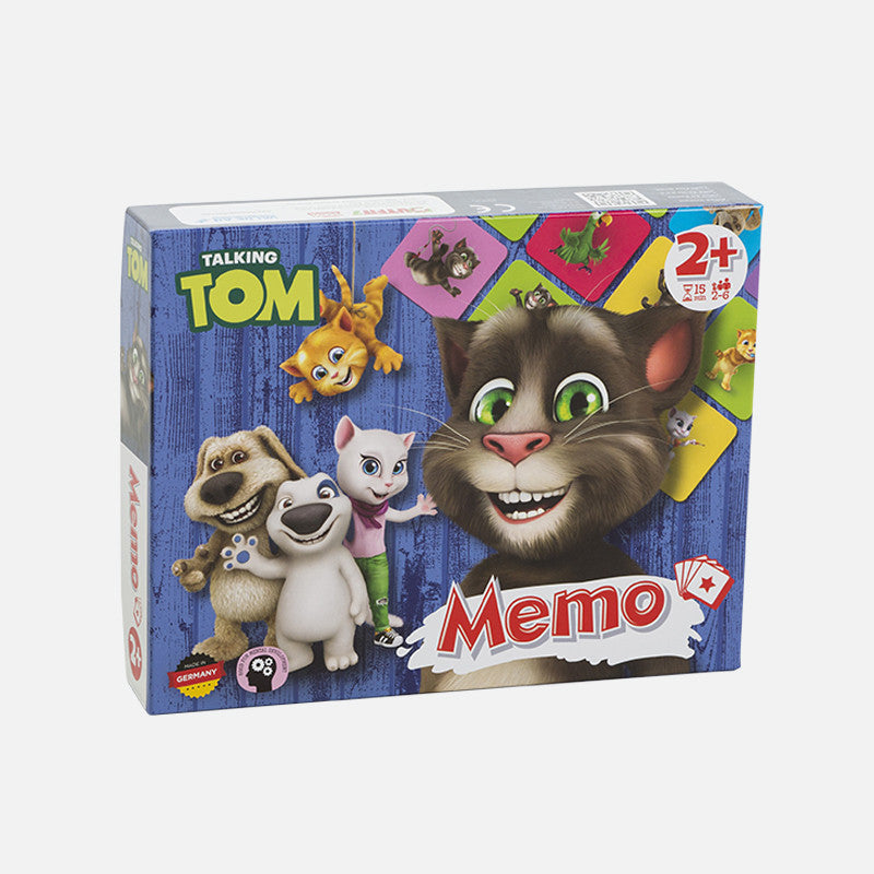 Memo, Talking Tom and Friends Tabletop Games