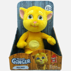 Talking Ginger - TALK BACK TOY