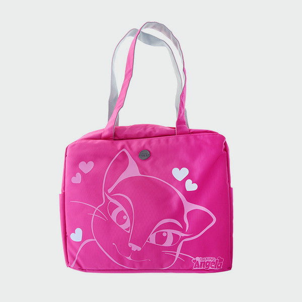 Angela's Pink Dream Laptop Bag