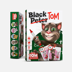 Black Peter - Talking Tom and Friends Tabletop Games