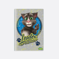 Talking Tom A5 Notebook - Kids Leader of the Pack