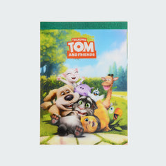 Talking Tom and Friends Park Memo Pad
