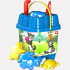 Sand Castle Set - 8 pcs
