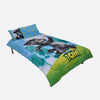 Talking Tom Comforter Bed Set; 4 pcs
