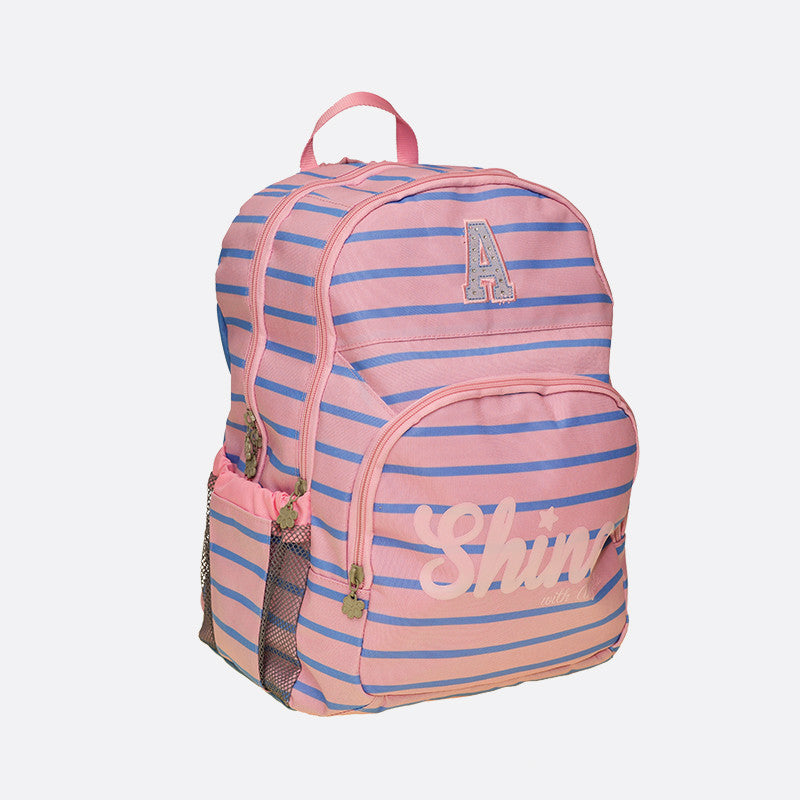 Talking Angela School Backpack - Teen Shine