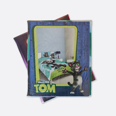Talking Tom Duvet Cover - 2 pcs