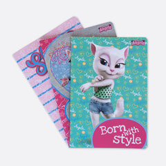 Talking Angela A5 Notebook - Kids Born with Style