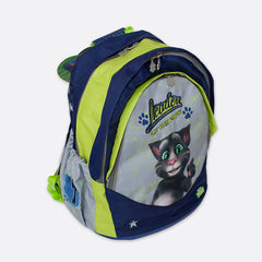 Talking Tom SOFT Ergonomic Backpack - Kids Leader of the Pack