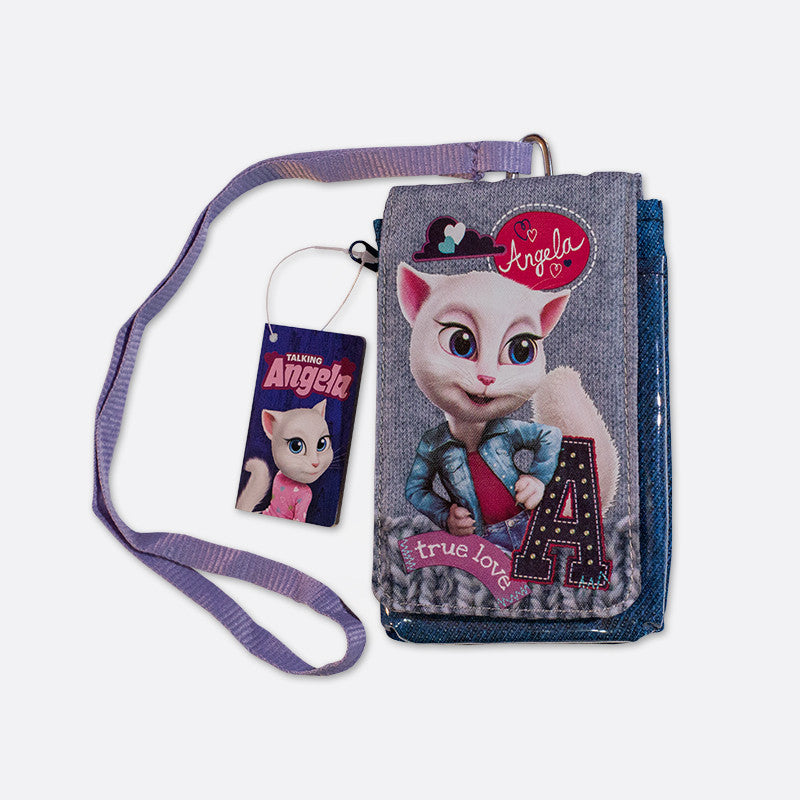 "Talking Angela ""Teen"" Phone Wallet"