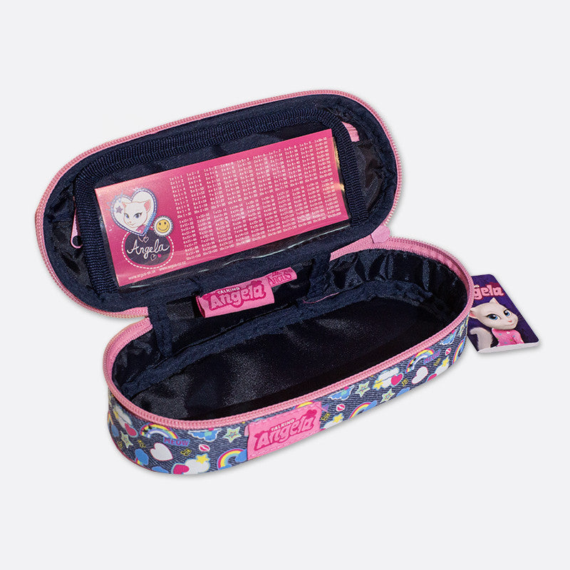 "Talking Angela ""True Love"" Pencil Case"