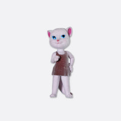 Talking Angela Figurine