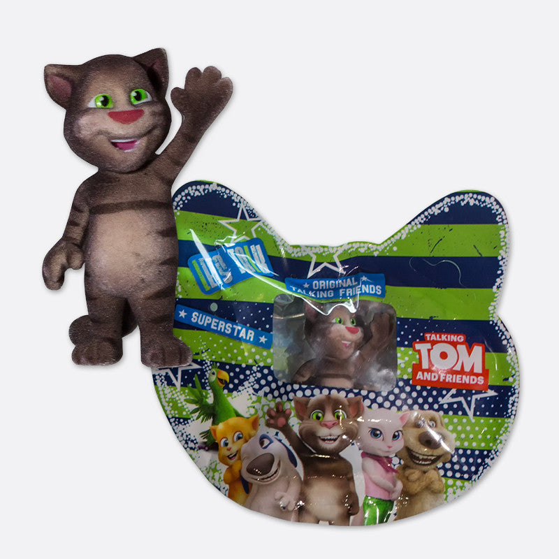 Talking Tom Figurine